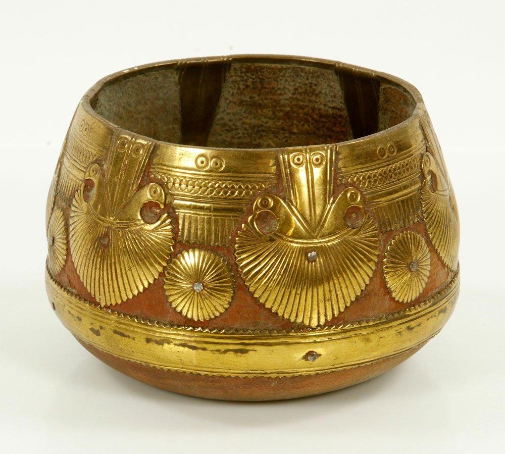 Art Nouveau Decorative Bowl - 3