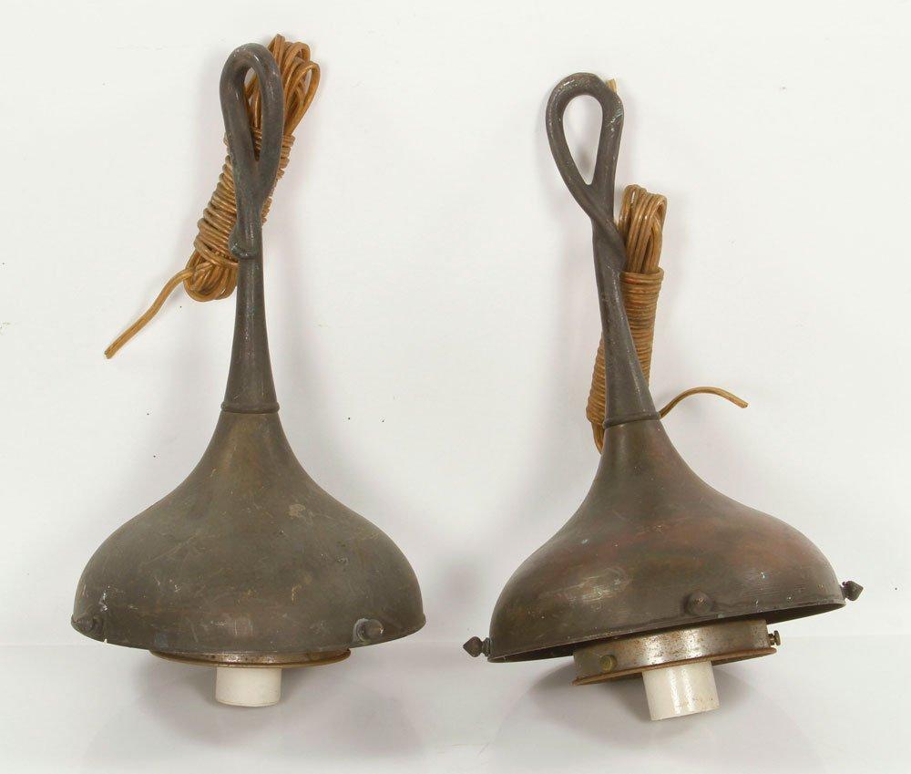 Pr. Hanging Lamps