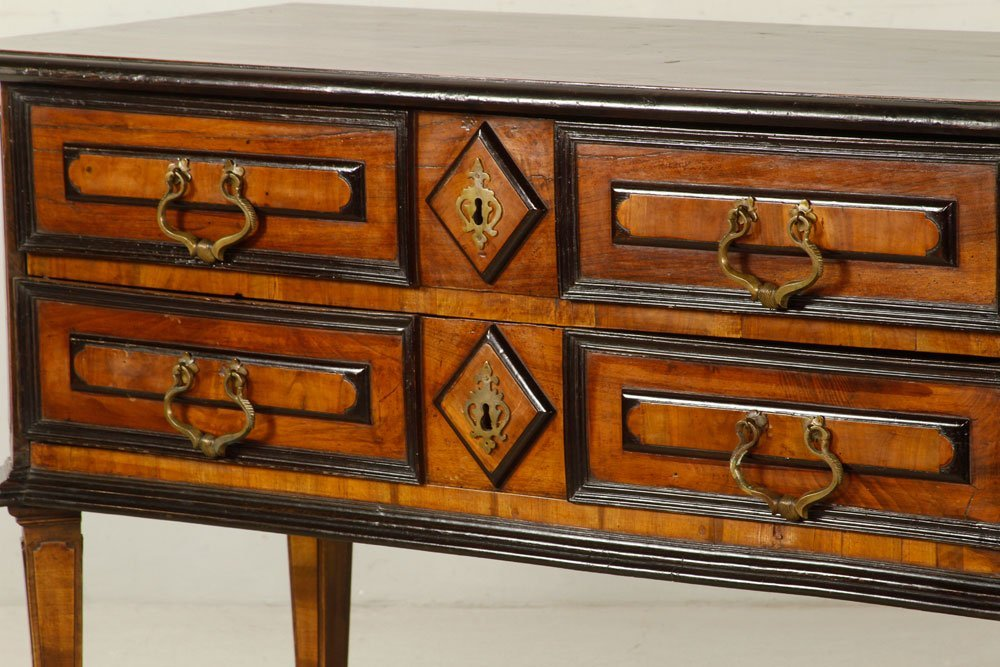 German Two Drawer Chest - 2