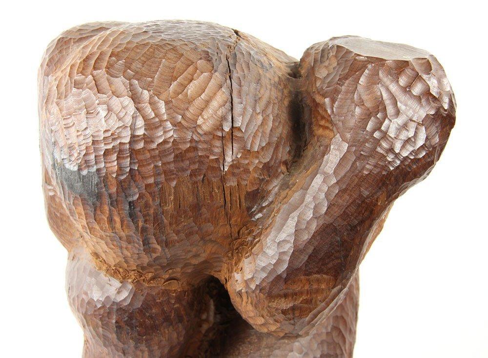 Folk Art Figural Carving - 2