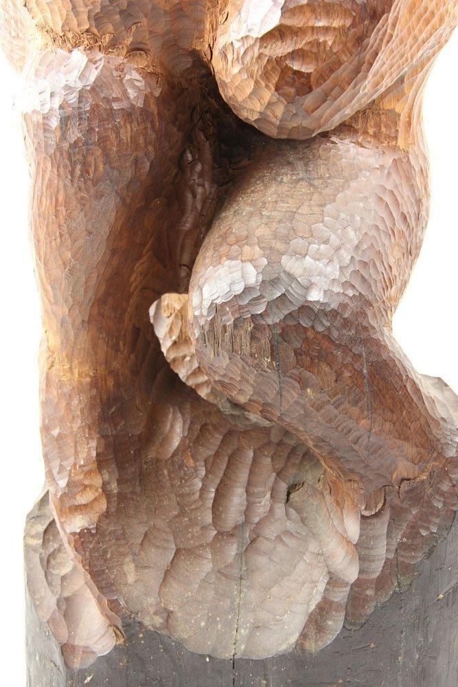 Folk Art Figural Carving - 3