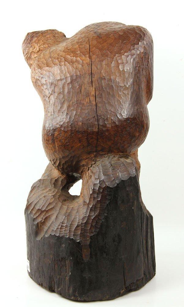Folk Art Figural Carving - 4