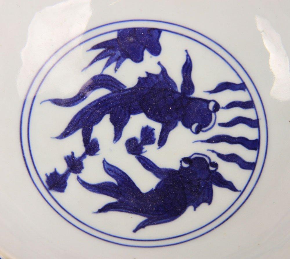 Pr. Chinese Famille Rose Porcelain Bowls - 3