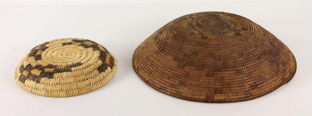 2 Woven Navajo Baskets - 3