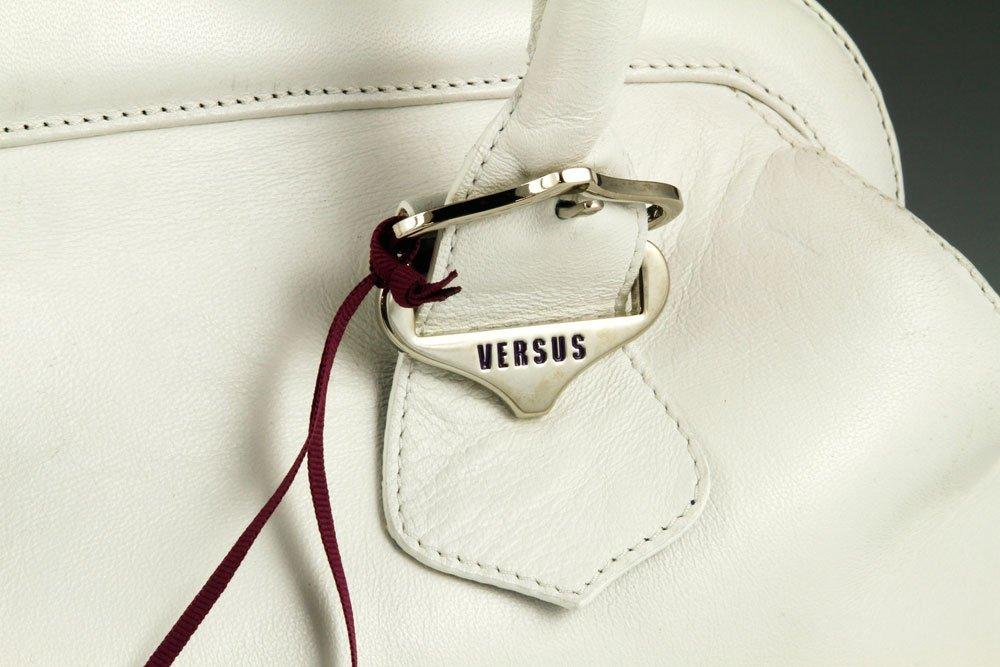 Versace Buffalo Leather Purse - 3