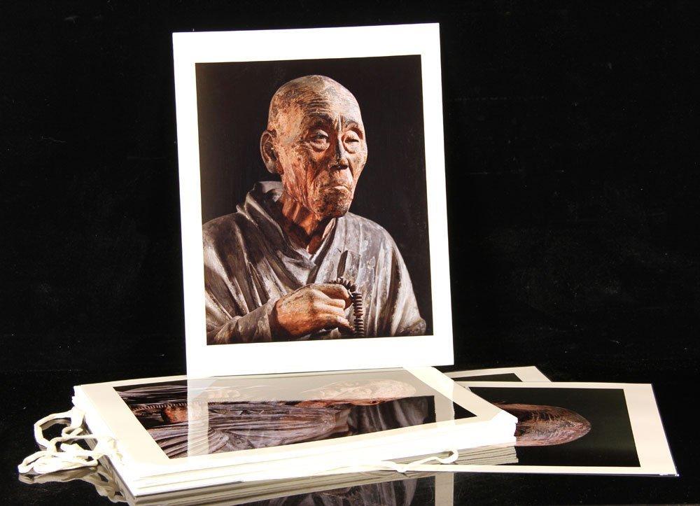 Folio of Chinese Archeological Photographs