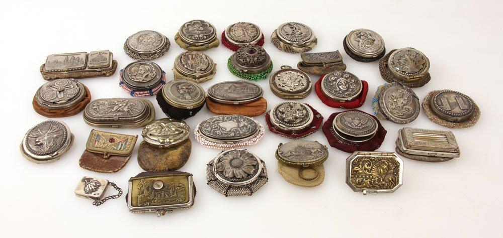 31 Vintage Coin Purses