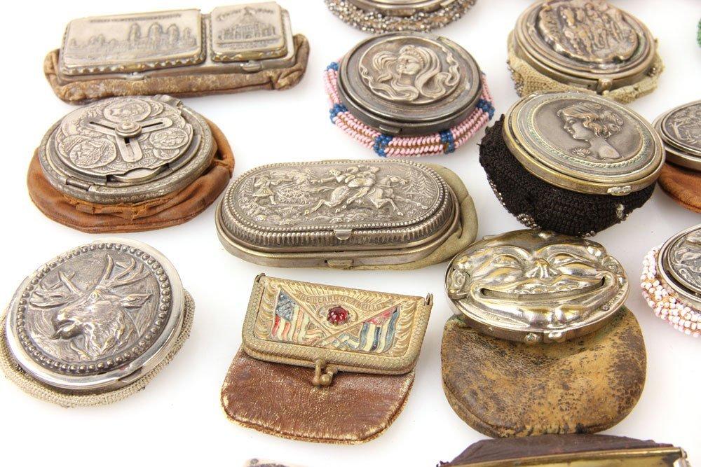 31 Vintage Coin Purses - 2