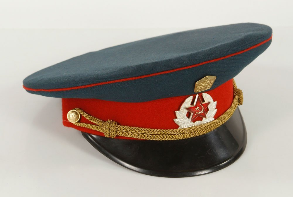 USSR Officer's Hat