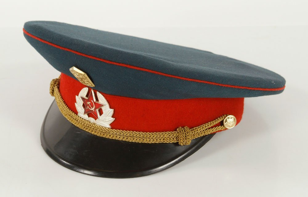 USSR Officer's Hat - 2
