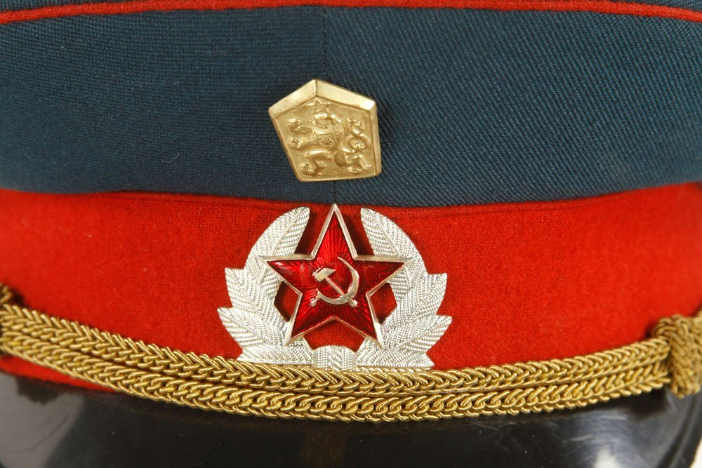 USSR Officer's Hat - 4