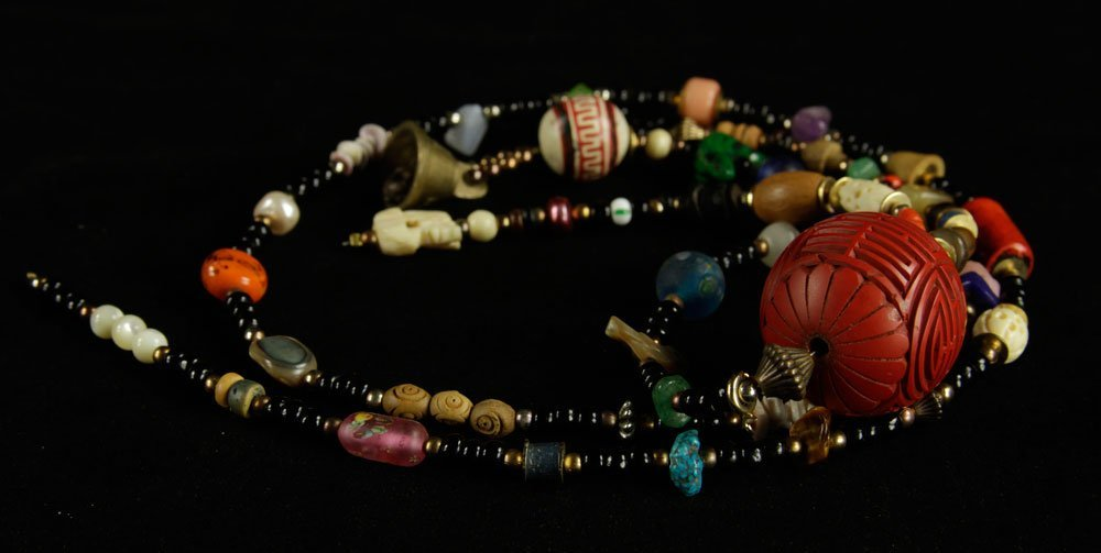 Lot of Sterling Silver and Costume Jewelry - 5