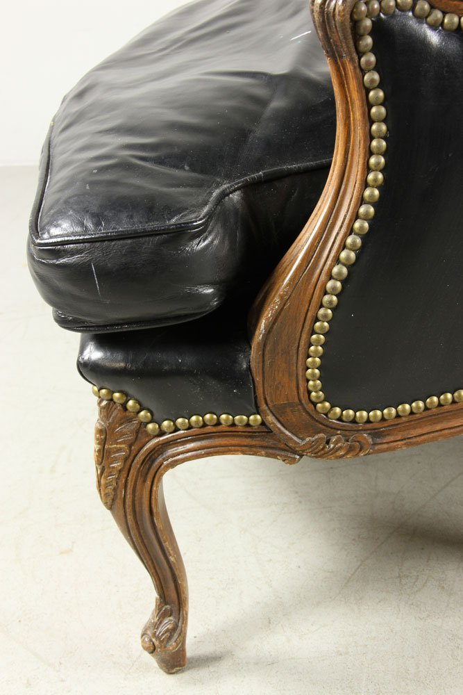 Pair Of Bergere Chairs - 5