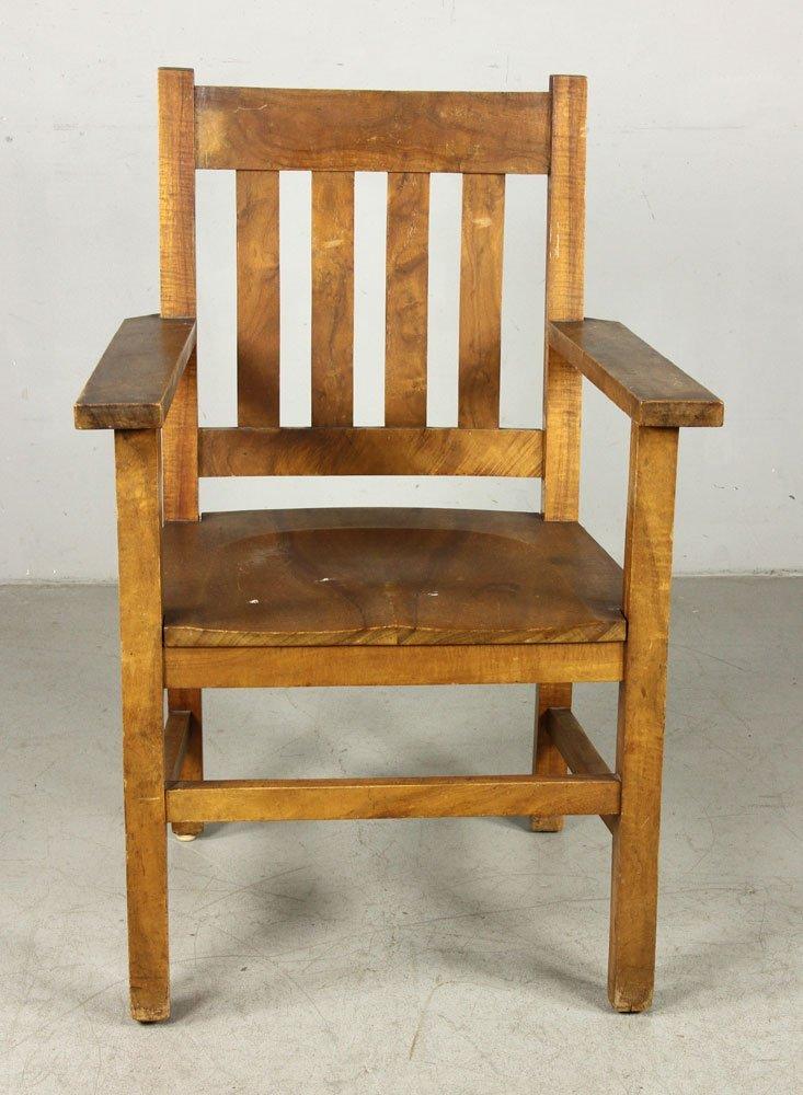 Late 19th/Early 20th C. Hawaiian Mission Armchair - 4