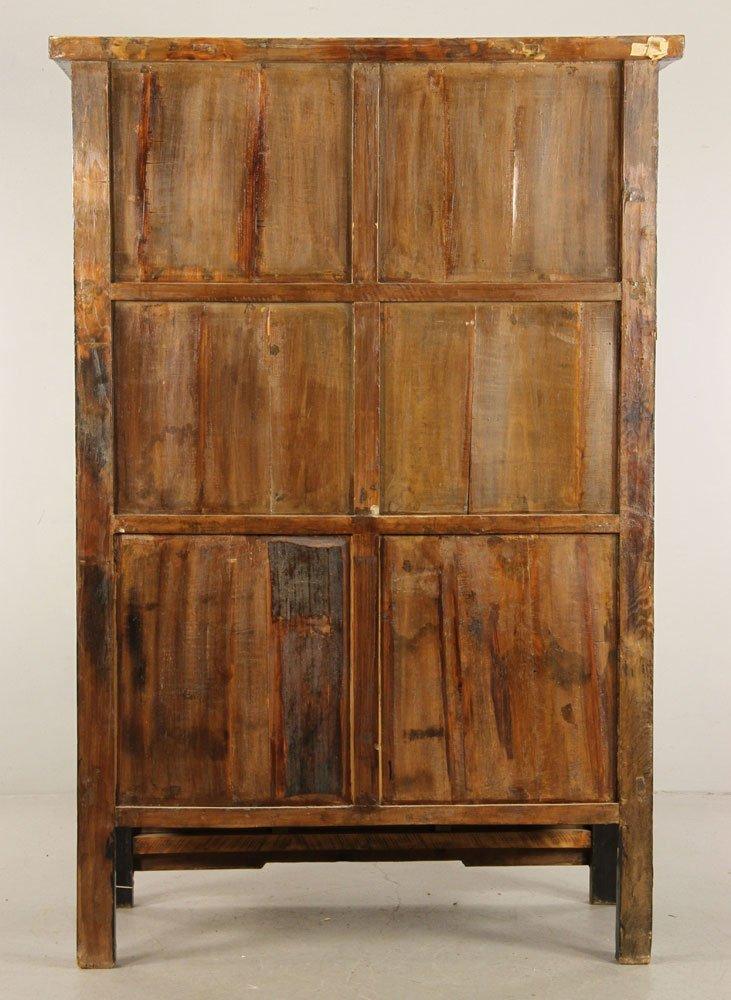 Japanese Two Door Cabinet - 4