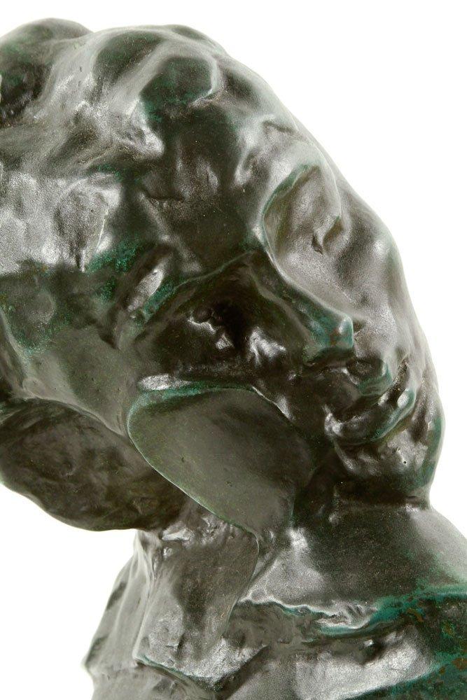 Head of a Woman, Bronze - 2