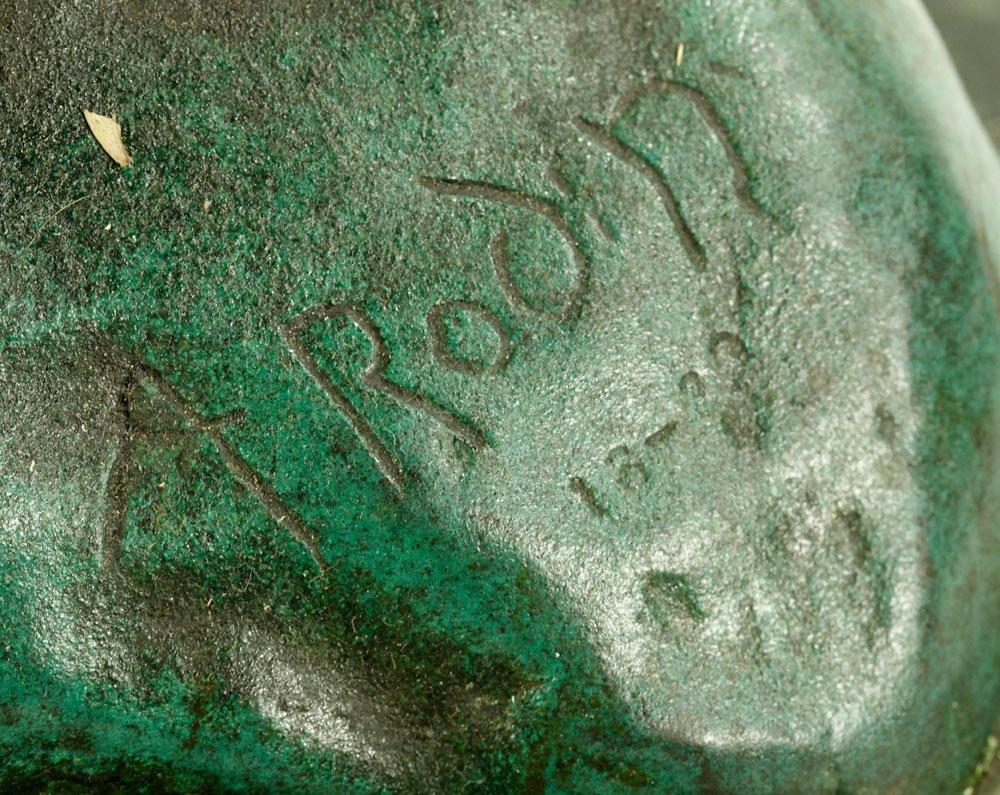 Head of a Woman, Bronze - 3