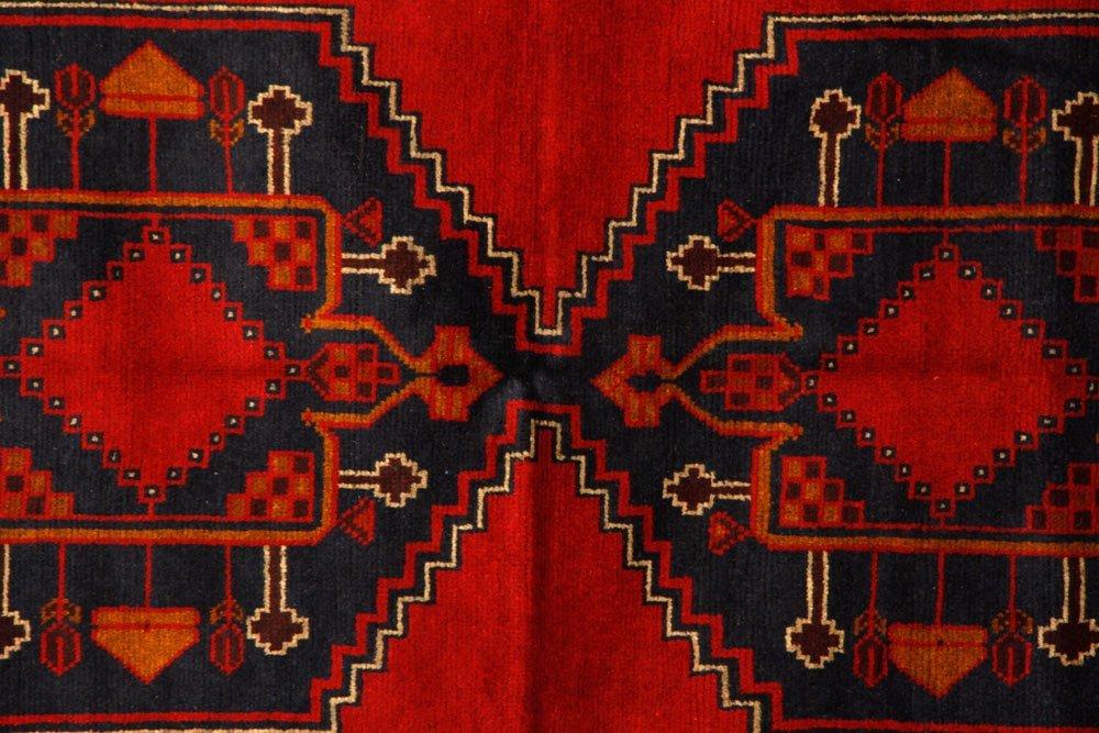 Persian Baluch Carpet - 2