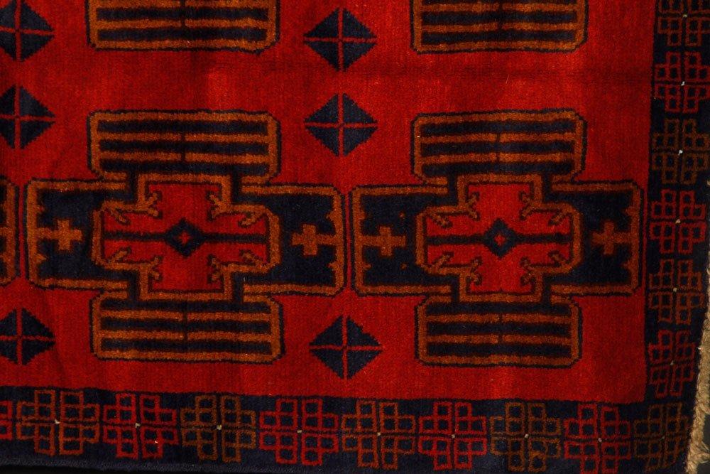 Persian Baluch Carpet - 3
