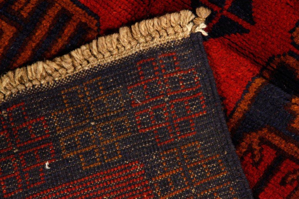 Persian Baluch Carpet - 4