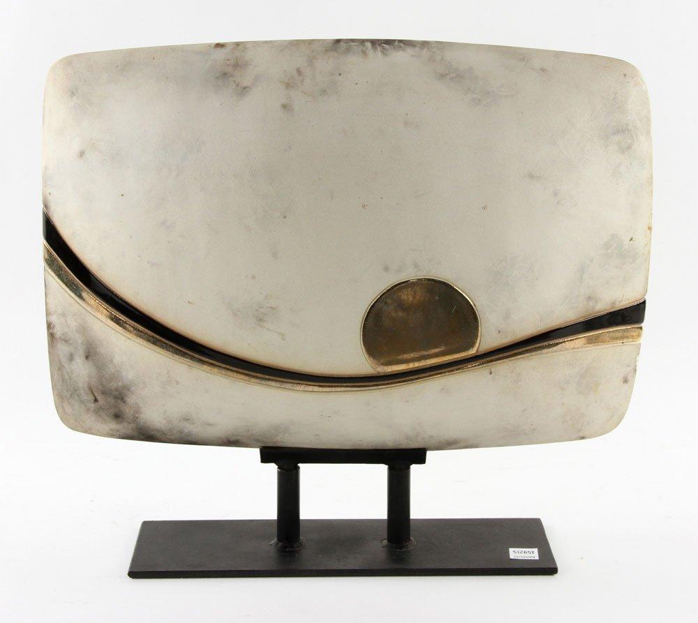Mid Century Modern Ceramic Sculpture