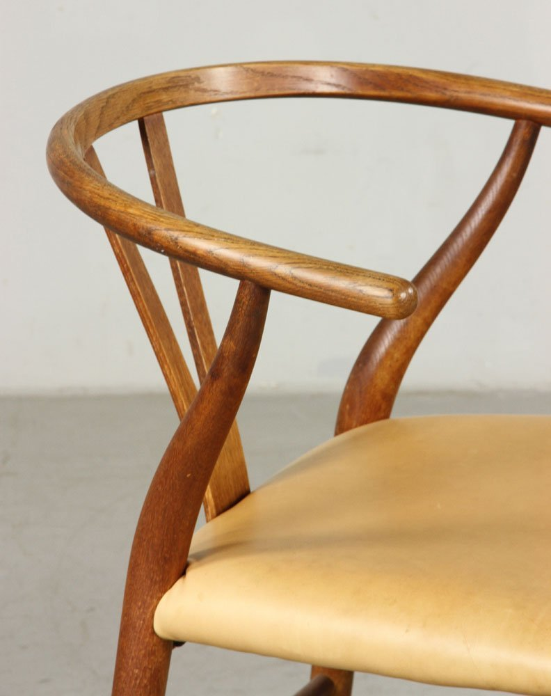 Six Hans Wegner Wishbone Chairs - 5