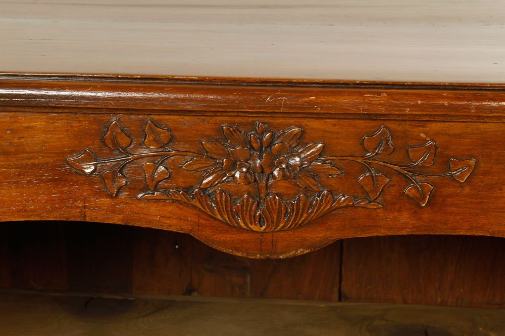 French Carved Cabinet - 4