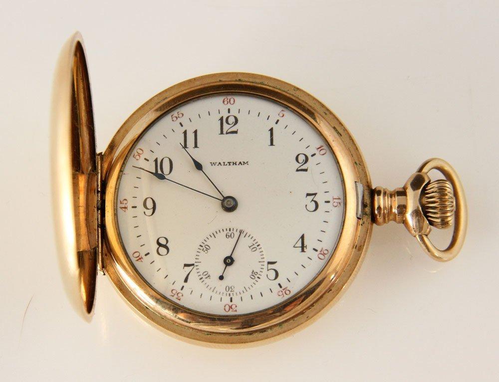 Waltham Pocket Watch - 3