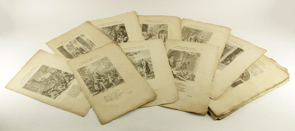 Lot of Old Master Etchings and Engravings - 2