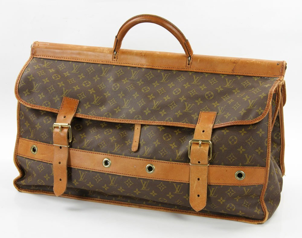 Louis Vuitton Monogram Hunting Bag