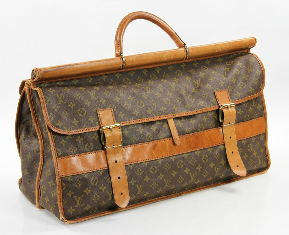 Louis Vuitton Monogram Hunting Bag - 2