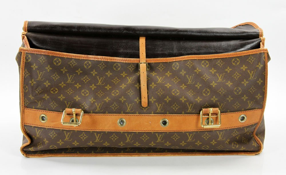 Louis Vuitton Monogram Hunting Bag - 4