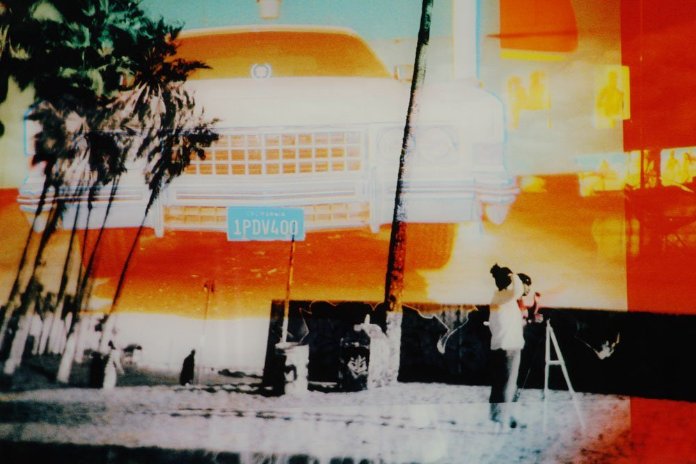"Rose and Hajjar, ""Shagadelic,"" Digital Color Coupler - 2"