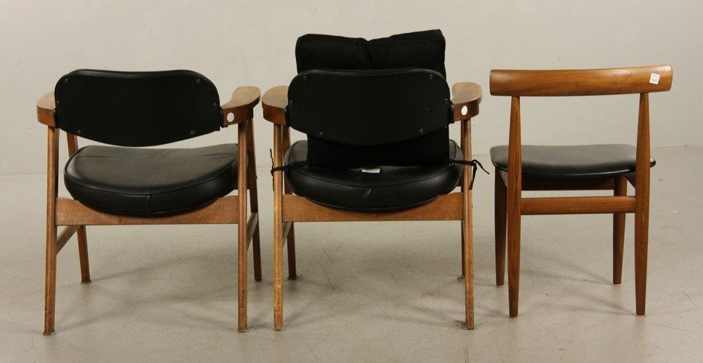 5 Mid Century Modern Danish and American Chairs - 3