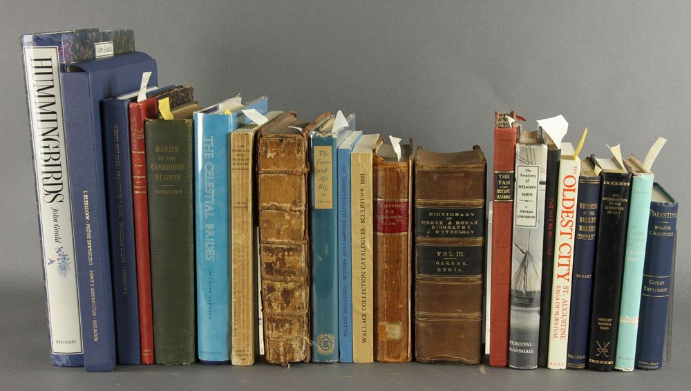 40 Reference Books