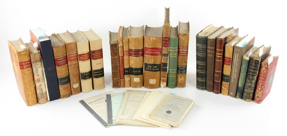 27 Books on Law and Government