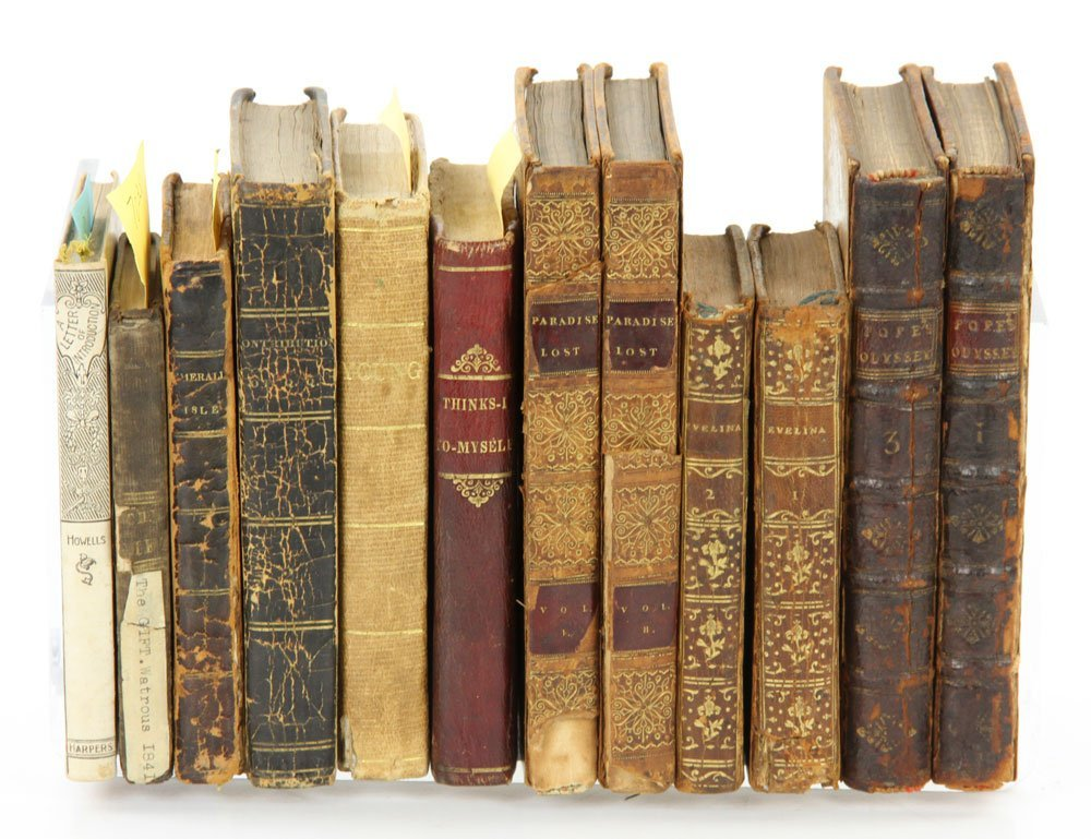 53 Books of Fiction and Poetry - 2