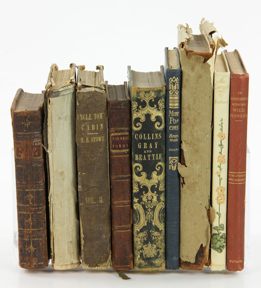 53 Books of Fiction and Poetry - 3