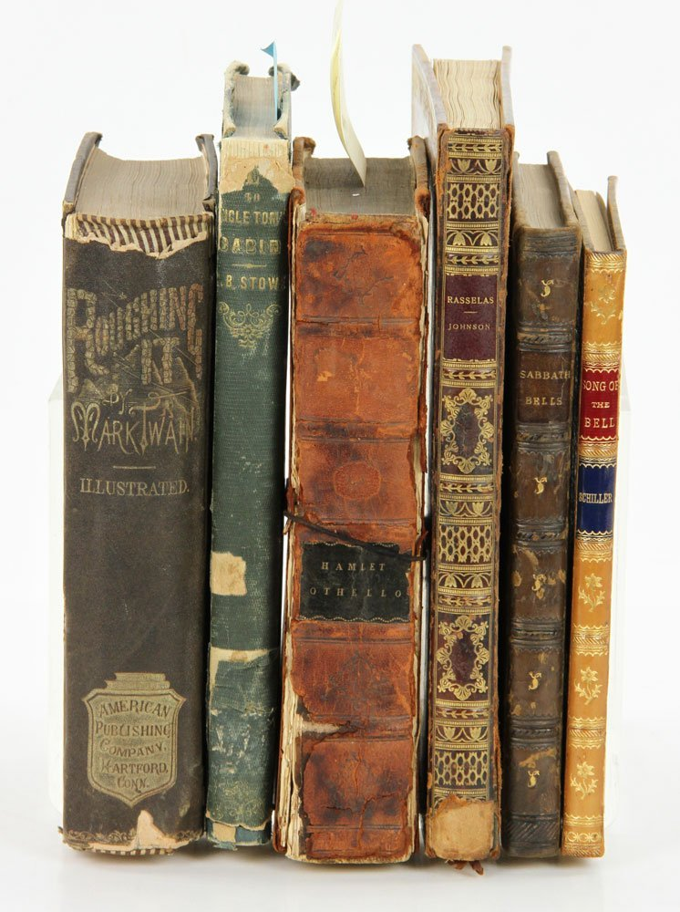 53 Books of Fiction and Poetry - 5