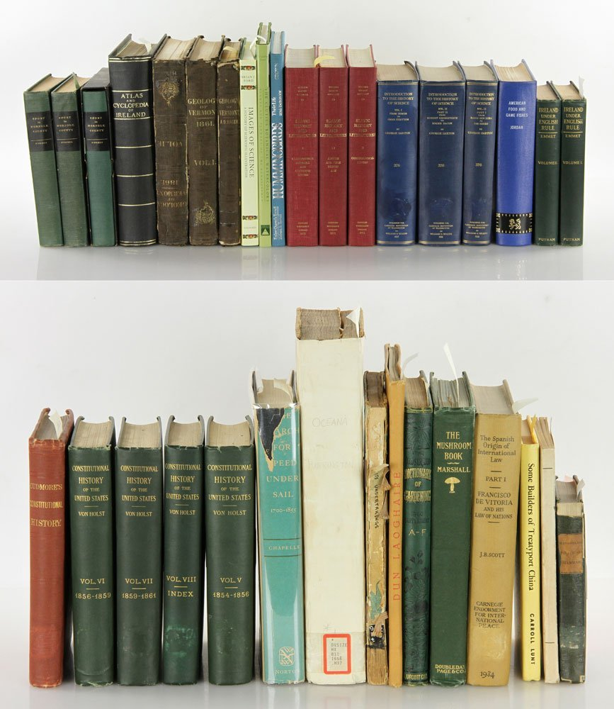 34 Reference Books