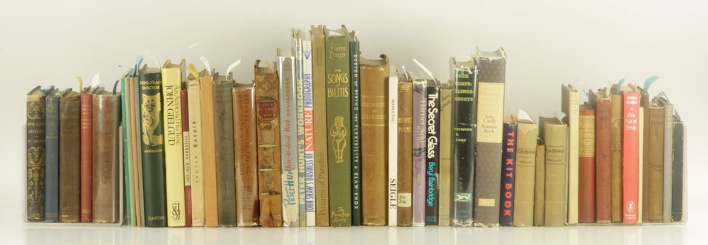 45 Books