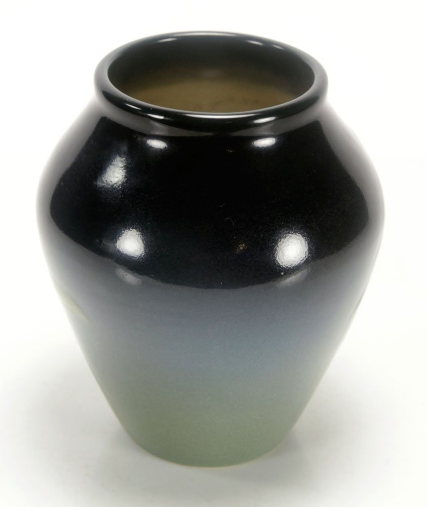 Sara Sax, Rookwood Iris Glaze Vase - 2