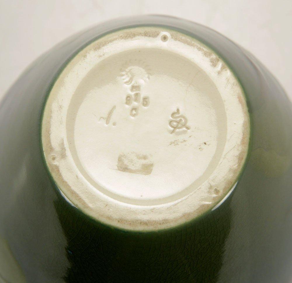 Sara Sax, Rookwood Iris Glaze Vase - 3