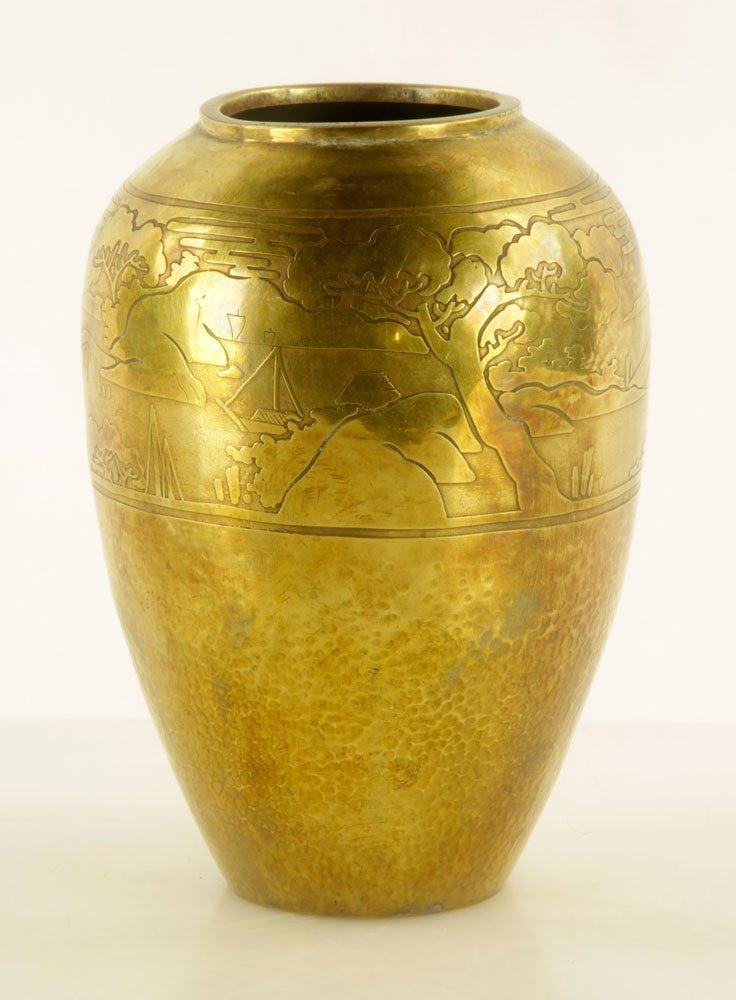Manner of Dow, Vase, Bronze