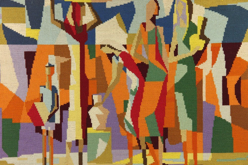 Modernist Weaving - 2