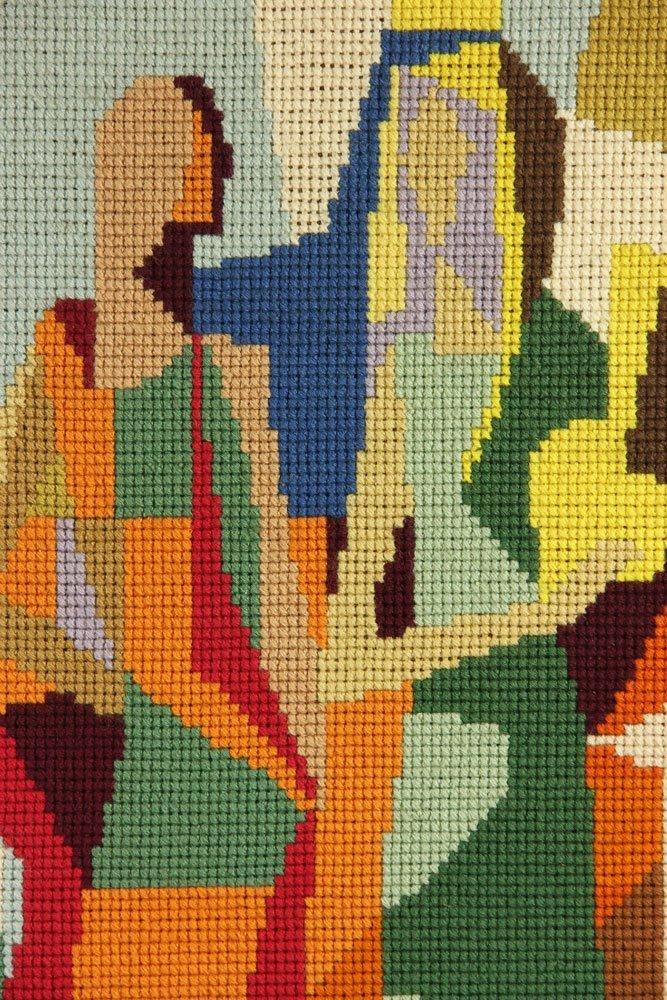 Modernist Weaving - 3
