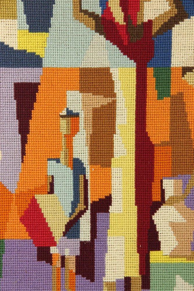 Modernist Weaving - 4