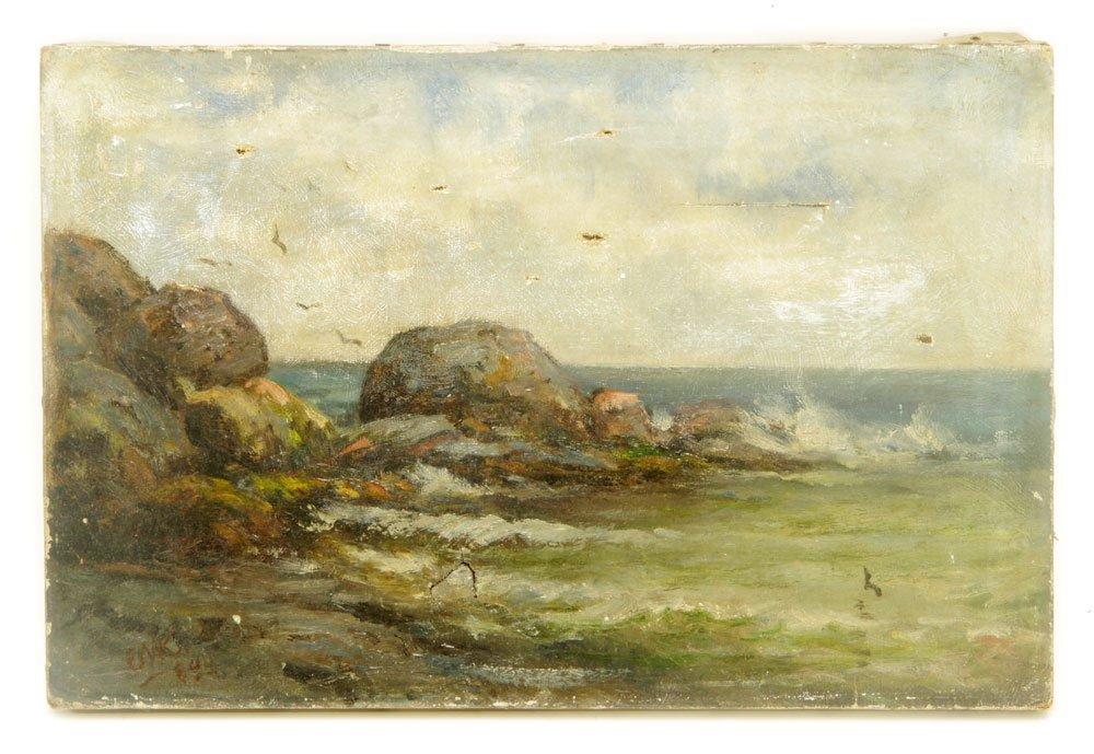 3 Paintings - 2