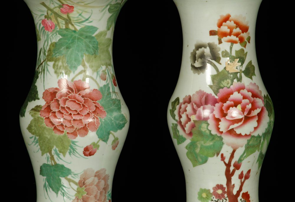 Two Chinese Republic Period Vases - 2