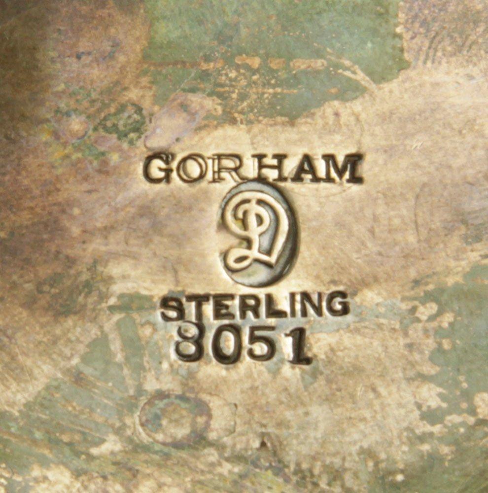 Gorham Sterling Bride's Basket - 6